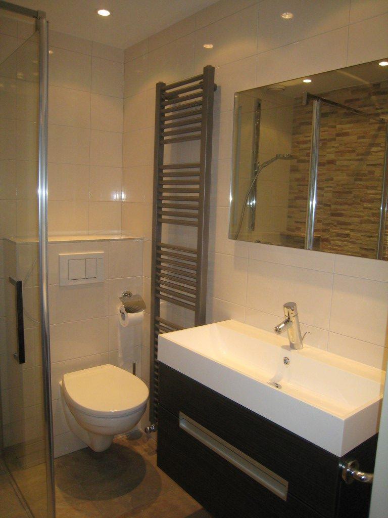 Kleine badkamer - Klusserij Potters