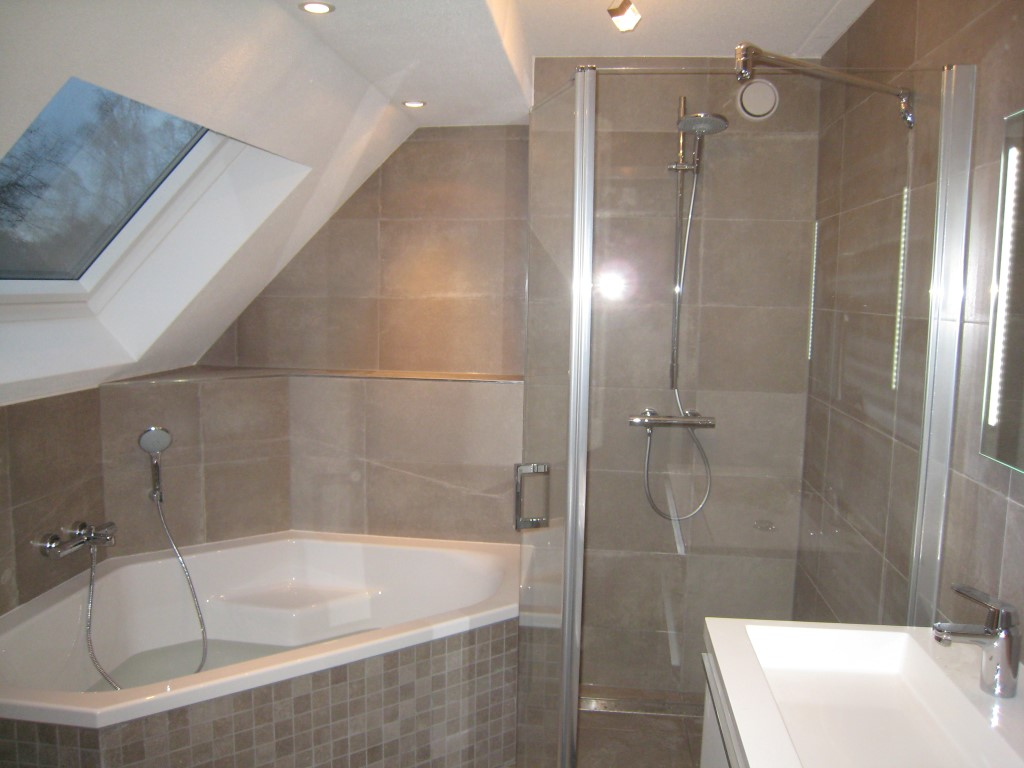 badkamer verbouwing aannemer - Klusserij Potters